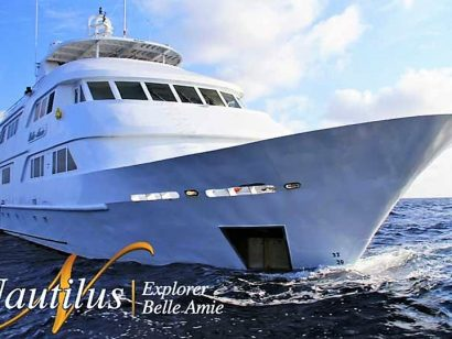 Croisière plongée Pacifique avec Dive-Shop.ch à bord du Nautilus Belle Amie
