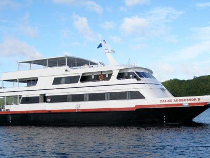 Croisière plongée à Palau à bord de Palau Aggressor II