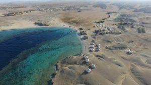 Séjour plongée en Egypte en Ecolodge - Marsa Shagra - Marsa Nakari - Wadi Lahami