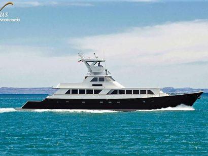 Croisière plongée en mer de Cortez avec Dive-Shop.ch à bord du Nautilus Gallant Lady