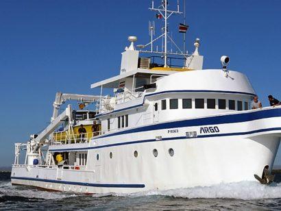 Argo croisière plongée Cocos Island et pélagiques à gogo. A bord de Argo et Sea Hunter.