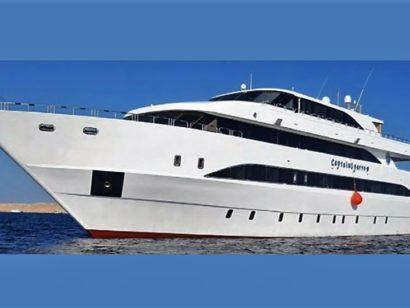 Croisière plongée à bord de Captain Sparrow en Egypte