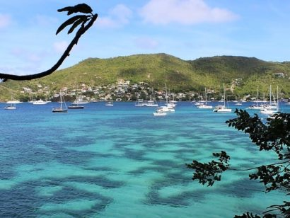 Séjour plongée à St-Vincent & Les Grenadines avec Leyla et Josselin de Bye Bye la Suisse