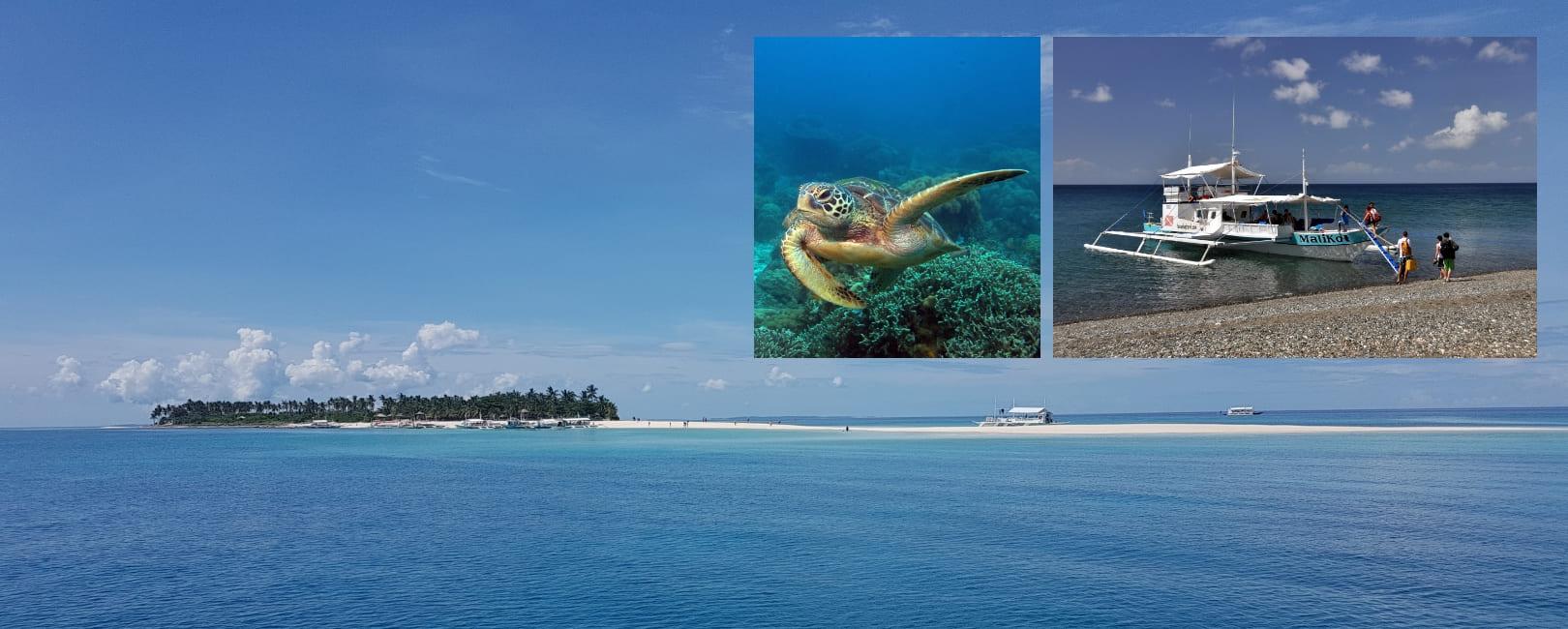 Island Hopping Philippines - Plongée aux Philippines avec Dive-Shop.ch Travel